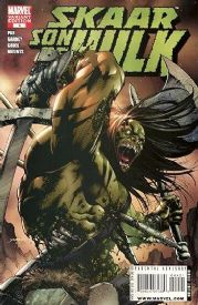 Skaar Son Of Hulk #4 Pagulayan Zombie Variant (2008) Marvel comic book